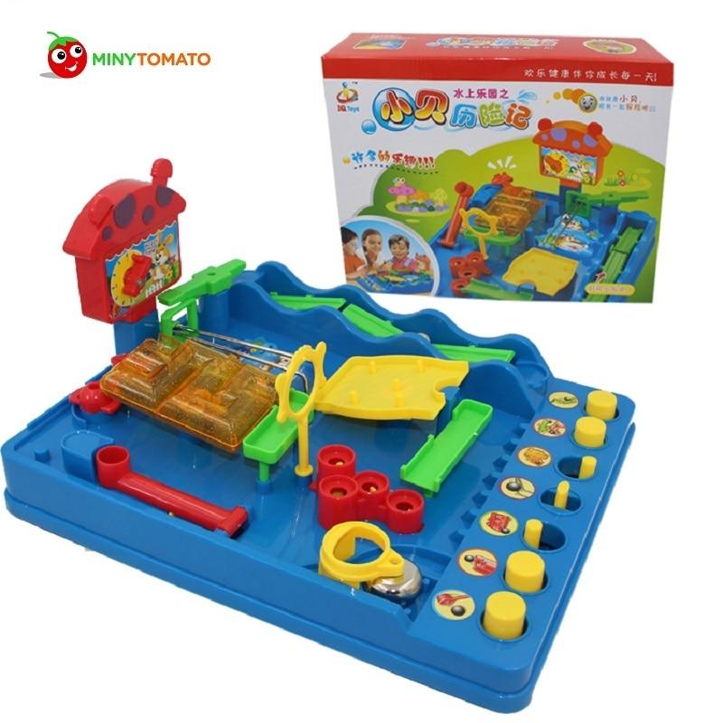 Nouveau Montessori jeu de bureau début éducatif Perplexus Bakham labyrinthe Puzzle Parent-enfant IQ jouets Aic Ball enfants cadeau d'anniversaire