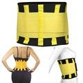 Mujeres hot body cinturón de cintura cincher underbust de la talladora que adelgaza la cintura tummy control de entrenador de la cintura que adelgaza la correa del corsé de la talladora s-2xl