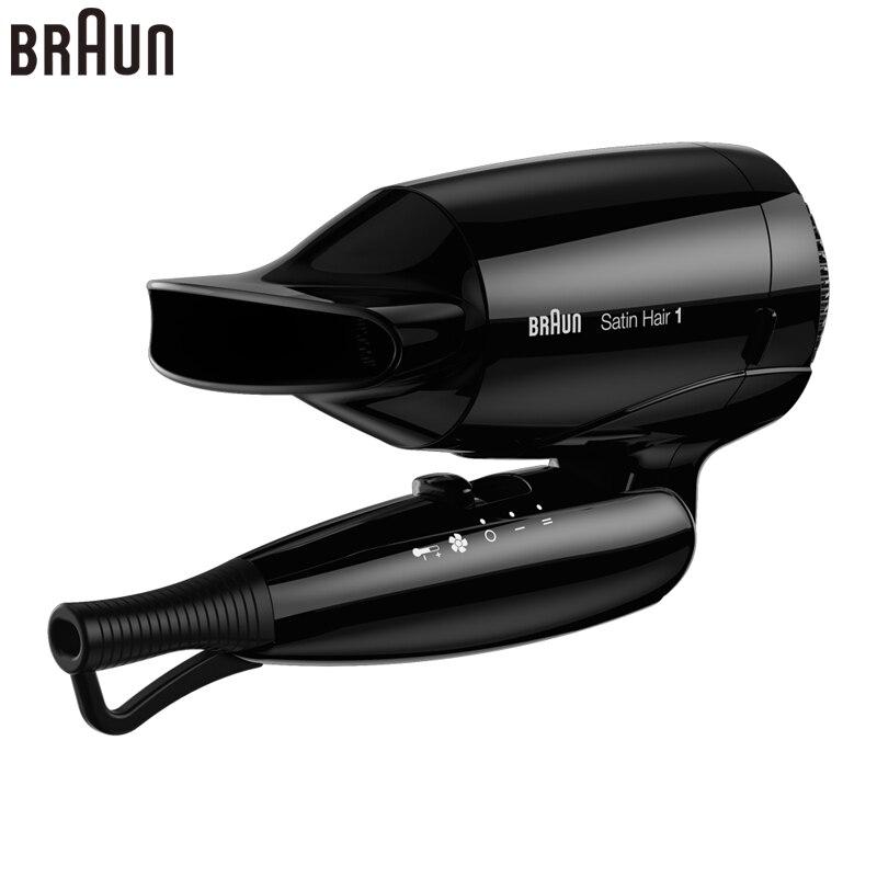 Braun HD130 foldable Electric Hair