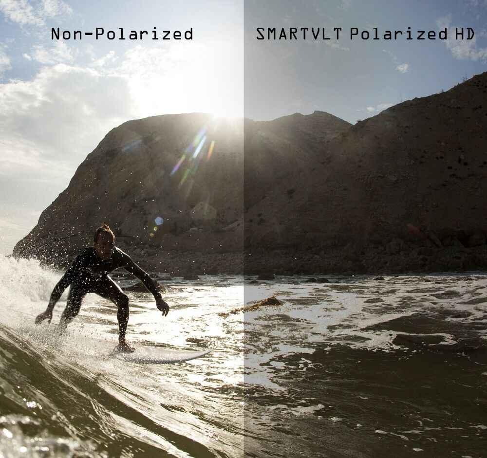 Lentes de repuesto polarizadas de SmartVLT para gafas de sol de la chaqueta de Oakley Flak-múltiples opciones