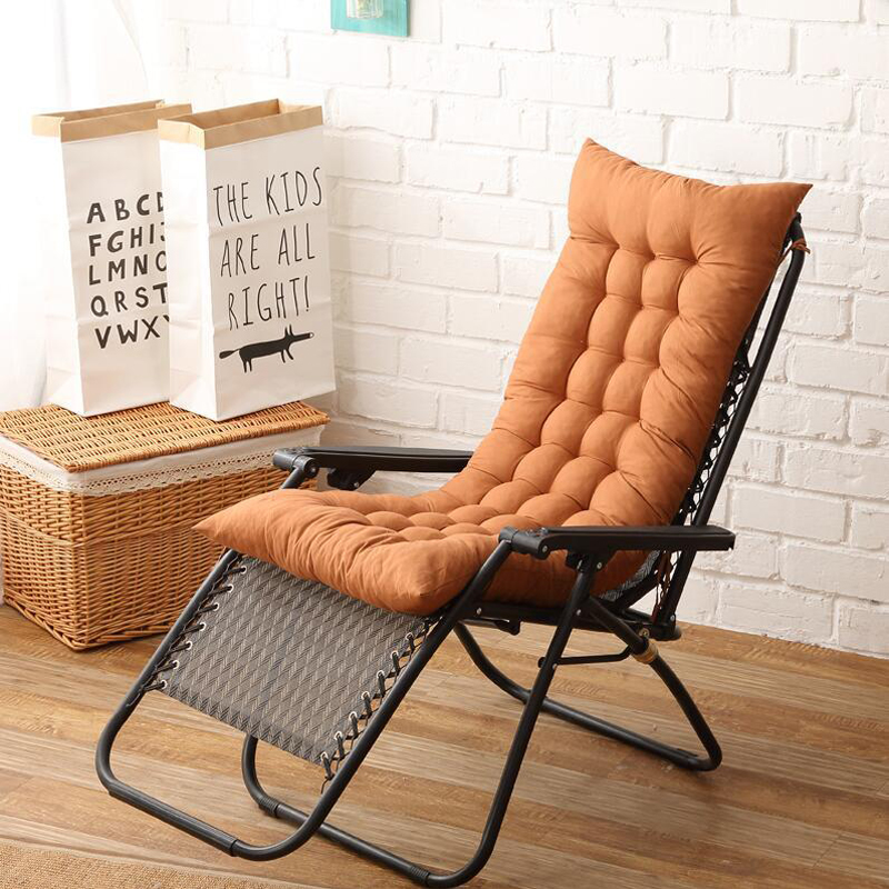 Urijk Hot Universal Recliner Rocking Chair Mat Thicken Rattan Cushions Seat Cushion Pillow For Tatami Floor Outdoor Clearance Patio
