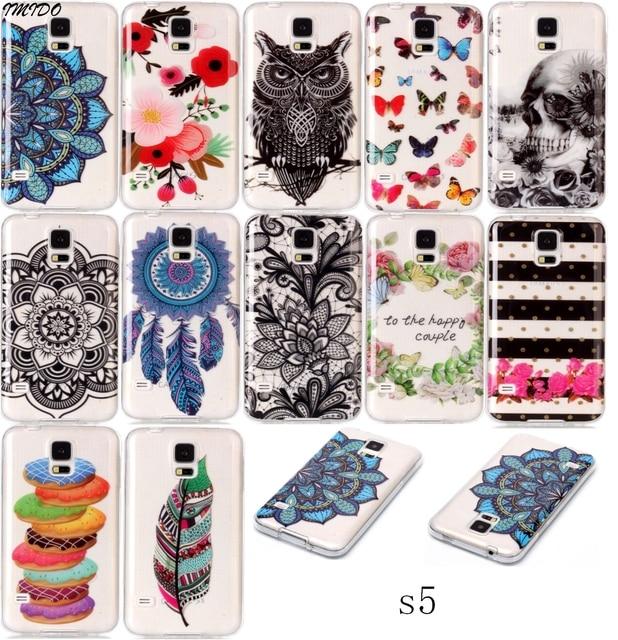 For Funda Samsung Galaxy S5 Case Galaxy S5 G900 G901 G903 G906 Cover Galaxy S 5 Protector Case Samsung S5 Capa para SM-G900F