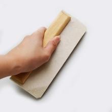 professional Chrome vinyl wrap scraper high quality wool squeegee felt with palstics handle MX-102 5pcs/pack 5pcs saa6752hs saa6752hs 102 saa6752