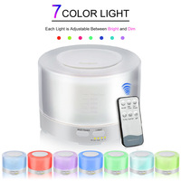 Explosion Control Remote Control Creative Fragrance Lamp Humidifier 500ml Fragrance Machine Ultrasonic Quiet Environment