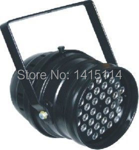 High power 36pcs*3W LED PAR LIGHT RGB PAR 64 led stage light aluminum housing eurolite led par 64 rgb 36x3w short silver