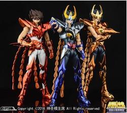 GT Phoniex ikki V3 final Doek metal armor GROTE SPEELGOED OCE EX Brons Saint Seiya Myth Cloth Action Figure