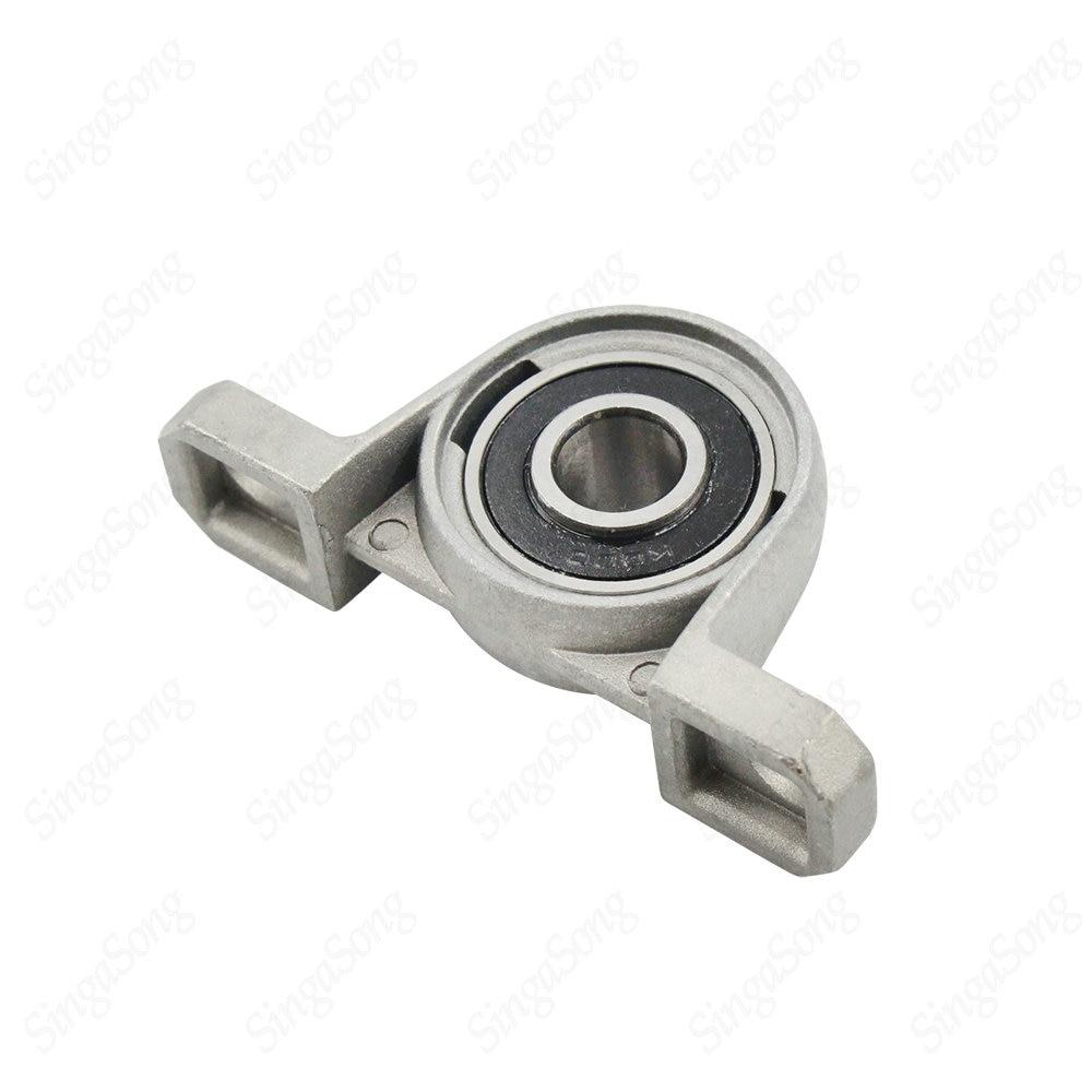 8//10//12//17mm Bore diameter mounted bearings ball bearing pillow block KP