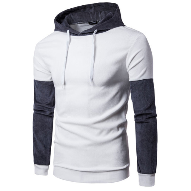 Men's Hoodie Sweater for Jogging and Sports