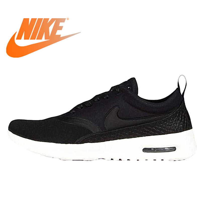 Original NIKE Breathable AIR MAX THEA ULTRA PRM LUNAR Women's Running Shoes Sneakers Classic Athletic Outdoor Jogging 848279