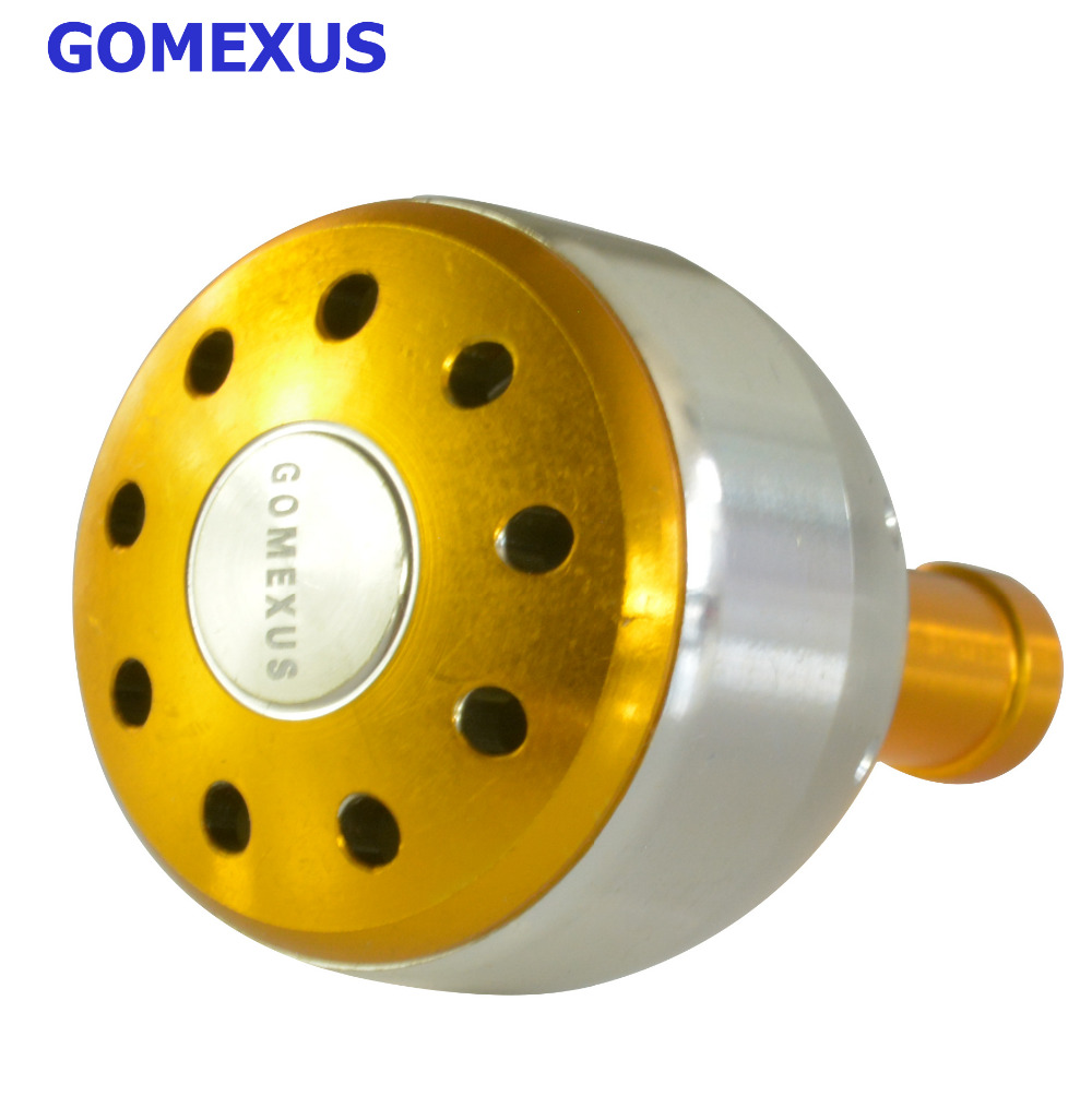 Gomexus Power Handle For Daiwa Exist Luvias 1000-3000 Spinning Reel 98mm Carbon