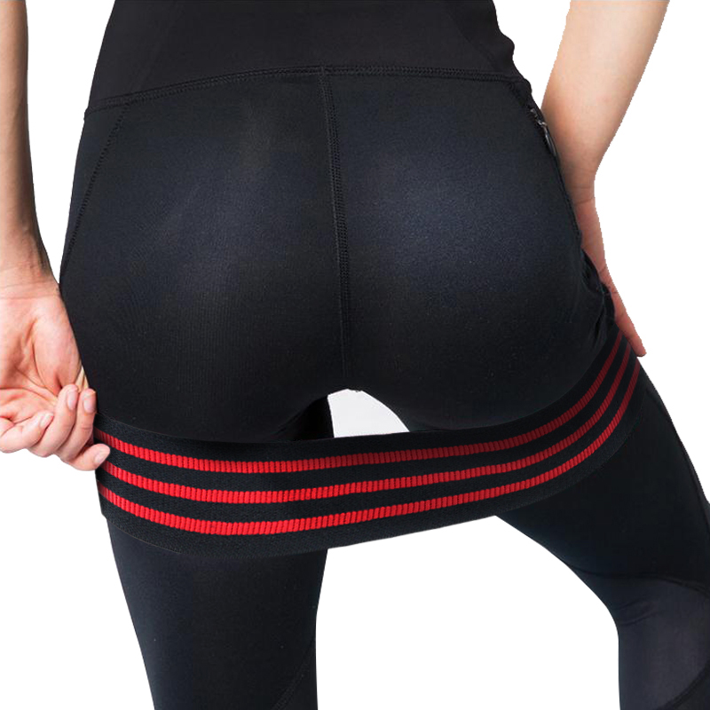 Workout Bands Booty: Hip Resistance Bands Booty Thigh Exercise Bands