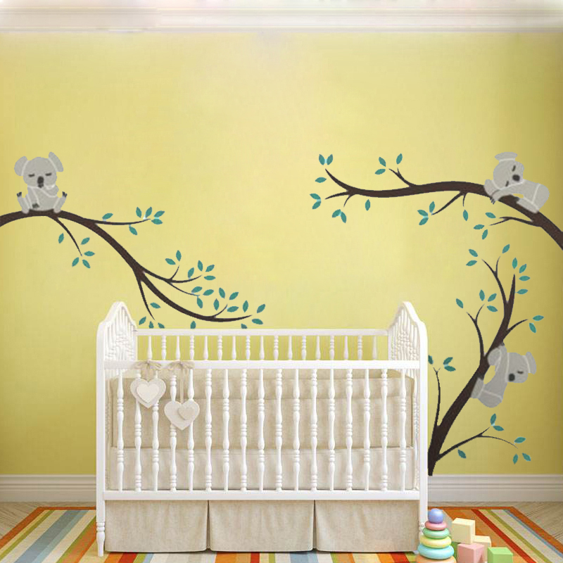 Enchanting Tree Branches Wall Art Adornment - Wall Art Collections ...