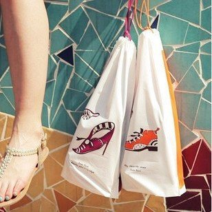 Freeshipping!!Wholesale,New Creative Travel storage bag/Shoes storage bag