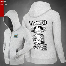One Piece Wanted Hoodie