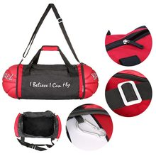 c4f742c786 Cool NEW Unisex Basketball Shape Gym Duffel Bag for Home Outdoor Sport  Travel Vacation ASD88(