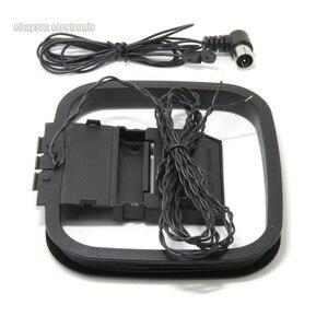 Image 3 - Antena radiowa 75ohm UNBAL i AM antena pętli dla Yamaha naturalny dźwięk odbiornik stereo