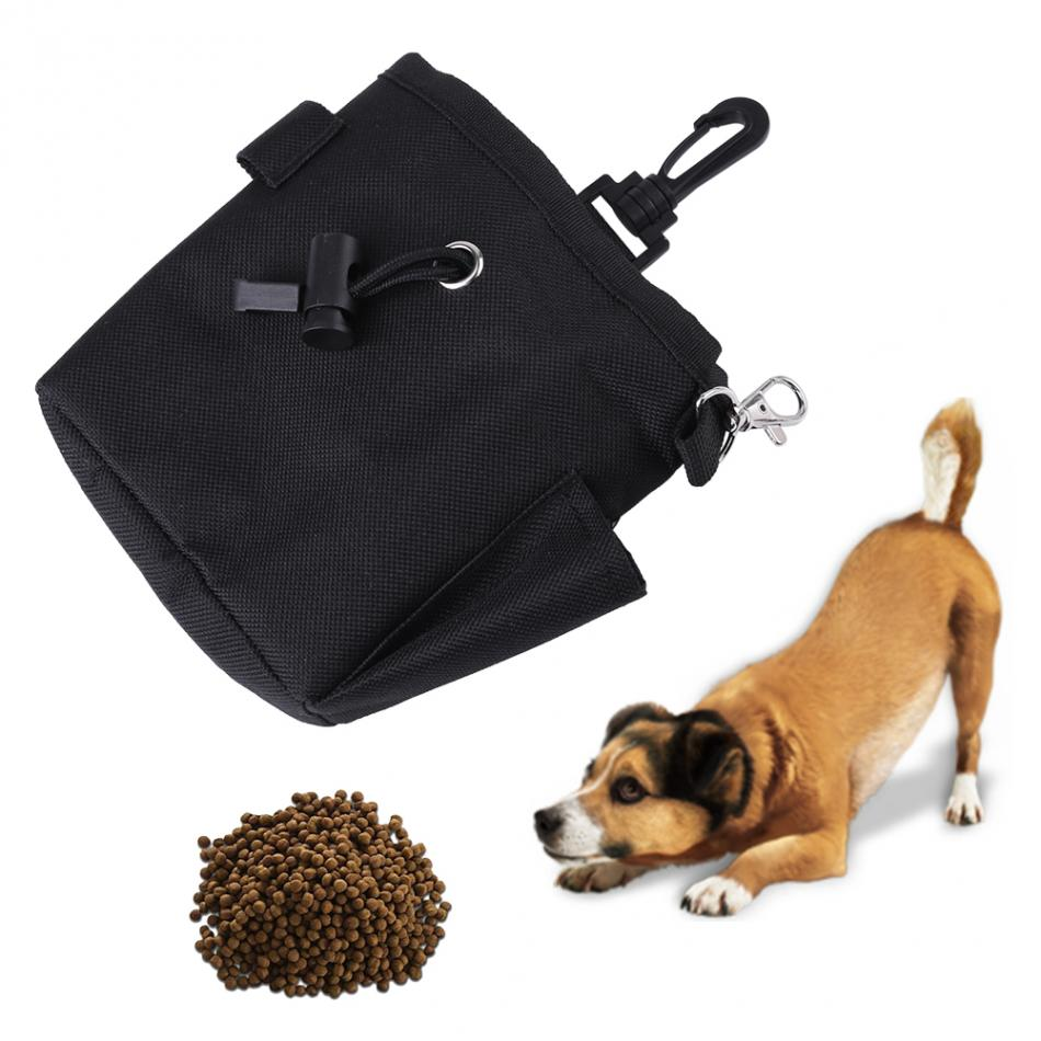 US Pet Dog Obedience Training Mini Treat Bag Puppy  Food Snack Pouch Feed Bags