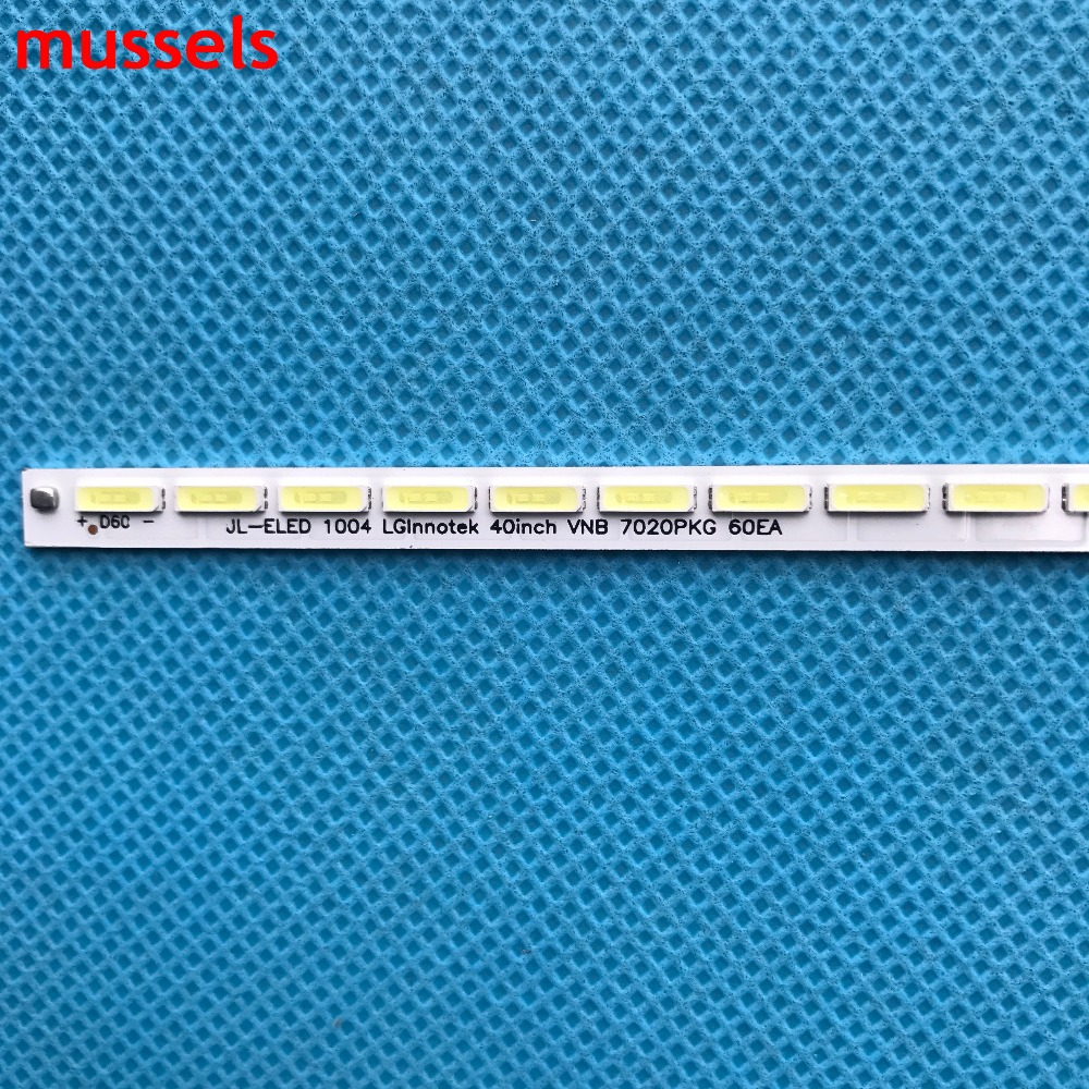 Led Backlight Strip For Lg 60 Lamp Tv Innotek 40 Vnb 7020pkg 60ea 40he1511-b 40fa7100 Ves400unvs-3d-n01 Ves400unvs-2d-n05 1pcs High Quality And Low Overhead Computer & Office