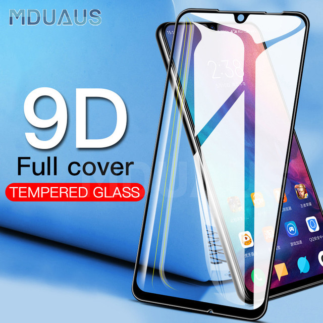 9D Tempered Glass on the For Xiaomi Redmi 7 6 Pro 6A 5 Plus S2 5A Note 5 5A 6 7 Pro Screen Protective Glass Protective Film Case