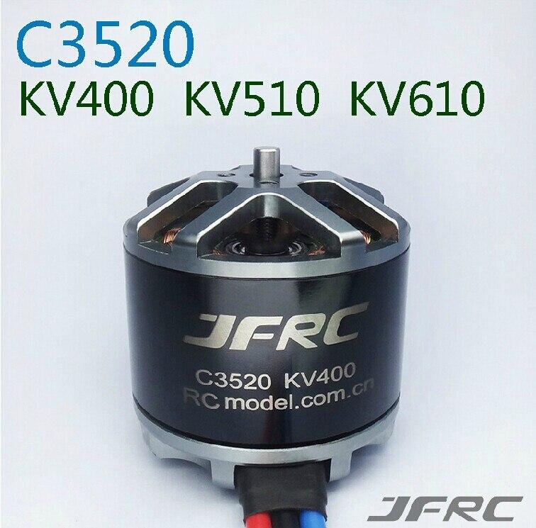 JFRC C3520-KV400/510/610 Multi-rotor airplane brushless motor HM aerial disc motor new 3508 kv400 590 motor multi axis aerodynamic brushless external rotor