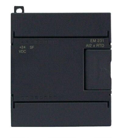 EM231-RTD2 Compatible S7-200 6ES7231-7PB22-0XA0 6ES7 231-7PB22-0XA0 PLC Module 2 RTD input New in Box made in China