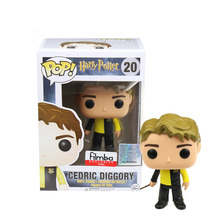 Exclusivo Originais Harry Potter-Cedric Diggo Funko pop Vinyl Collectible Figure Toy Modelo com caixa Original