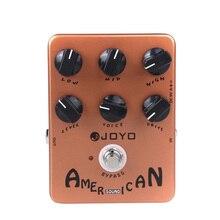 JOYO simulateur de haut parleur sonore américaine, la guitare électrique à bloc unique, pédale deffets avec connecteur de pédale gratuit, JF 14