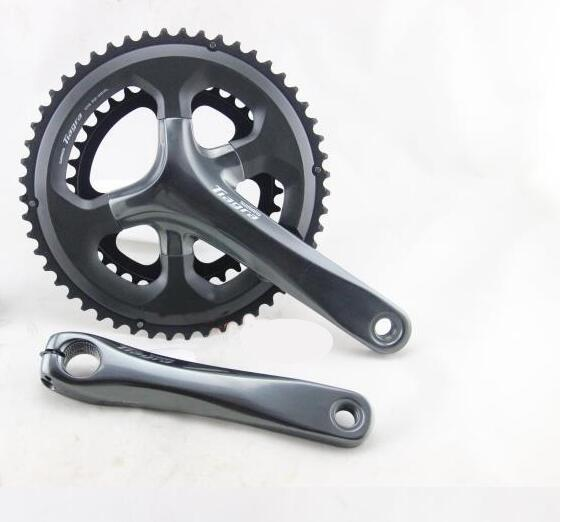 Shimano FC 4600 Tiagra 10S 20S Crankset Bicycle Components Road Bike Chain Wheel Accessory Parts ш мано tiagra ti130a