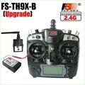 1pcs FlySky FS TH9X FS-TH9X FS-TH9X-B FS-TH9B 2.4G 9CH Radio Set System ( TX FS-TH9X + RX FS-R9B) RC 9CH Transmitter + Receiver