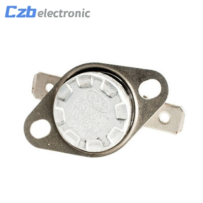 KSD301 113*F/ 45*C Degree Celsius N.O. Temperature Switch Thermostat 250V 10A