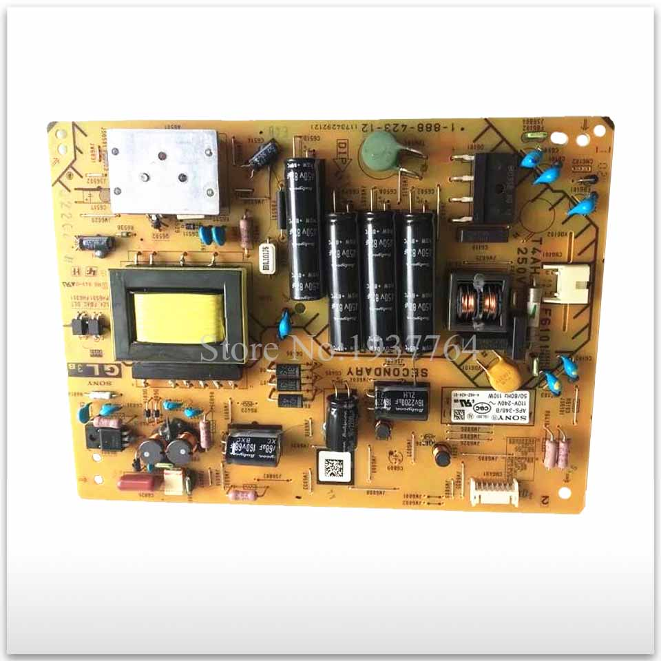 new power supply board KDL-32R423 32 PSU Board 1-888-423-12 APS-348/B original kdl 55w800a power supply board 1 888 356 11 1 888 356 31 aps 342 b