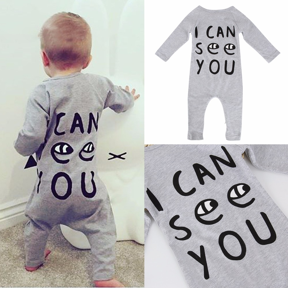Fashion 2017 Boy Girl Rompers Spring Baby Cotton One Pcs Rompers Baby Long SleeveJumpsuit Bebe Coverall Baby Pajamas 3M-2T boy girl rompers autumn baby cotton one pcs rompers baby long sleeve jumpsuit bebe coverall baby pajamas