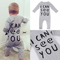 Fashion 2018 Boy Girl <font><b>Rompers</b></font> Spring Baby Cotton One Pcs <font><b>Rompers</b></font> Baby Long SleeveJumpsuit Bebe Coverall Baby Pajamas 3M-2T