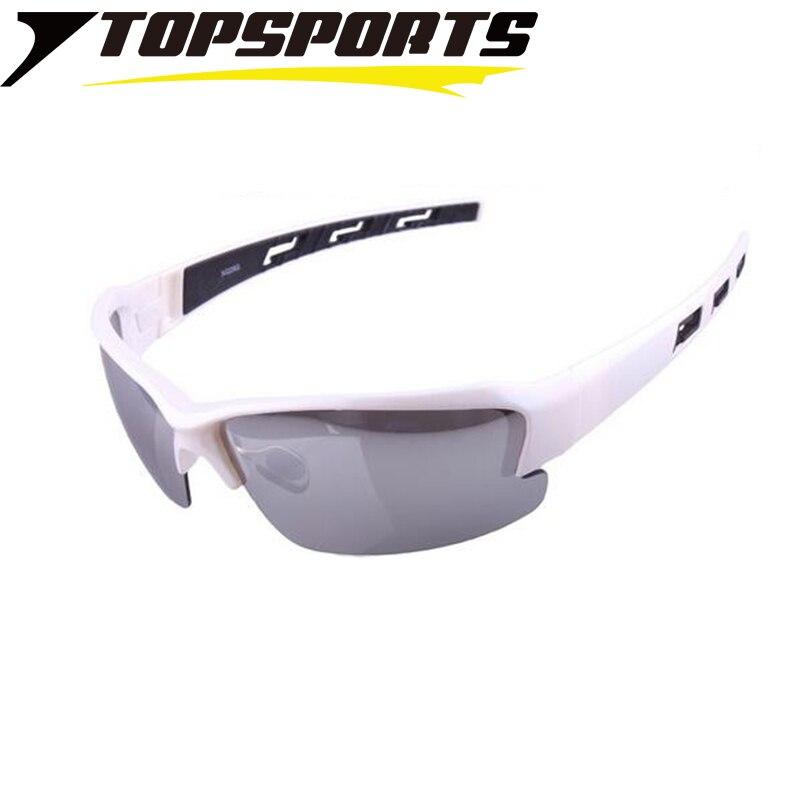 TOPSPORTS Polarized UV400 Cyklistické brýle pro muže Ženy Cyklistika Cyklistika Sportovní sluneční brýle pro běh jízdy Eyewear PC lens