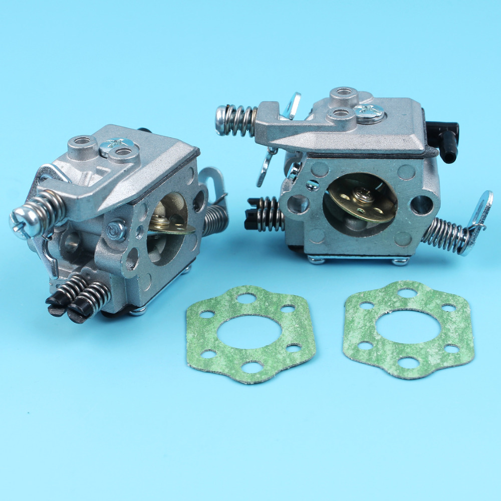 2pcs/lot Carburetor W/ Gaskets For STIHL 017 018 MS170 MS180 MS 170 180 Chainsaw OEM# 1130 120 0608 NEW Carb Parts