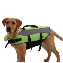 JORMEL Dog Pet Float Life Jacket Vest Aquatic Safety Swimming Suit Boating Products
