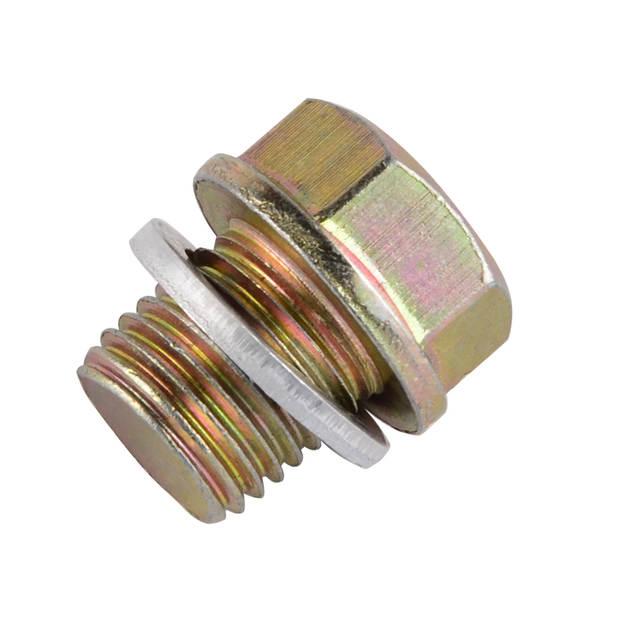 NICECNC Engine Oil Drain Plug For Honda CBR 600 F2 F3 CBR900RR CB 600F CR  250M 250R 450R CA CL 175 CT 70 VTX 1800 1300 XL 125