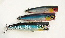 10cm/23g Floating Type Poper Lure Fishing Lure Fishing tackle With China hook