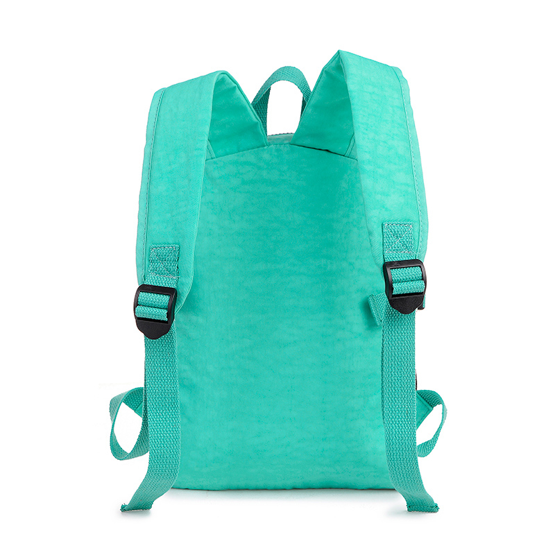 a9a64389d9 lightweight waterproof nylon Colorful printing small backpack student bag  women travel backpack  90133-in Backpacks from Luggage   Bags on  Aliexpress.com ...