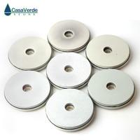 DC WEGPP03 diamond edge polishing pads 6 inch wet polishing wheel 150mm for polishing granite concrete marble