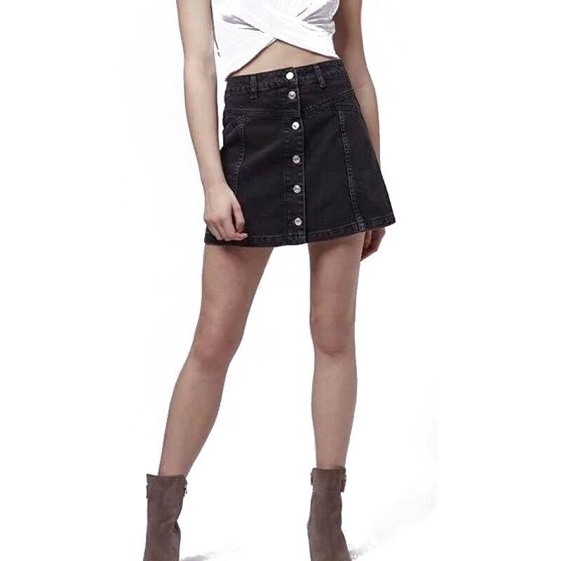 Online Get Cheap Black Jean Mini Skirt -Aliexpress.com | Alibaba Group