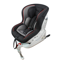 ISOfix Interface Positive and Reverse Installation Baby Car Child Safety Seat 0 4 Years Old 3C Certification