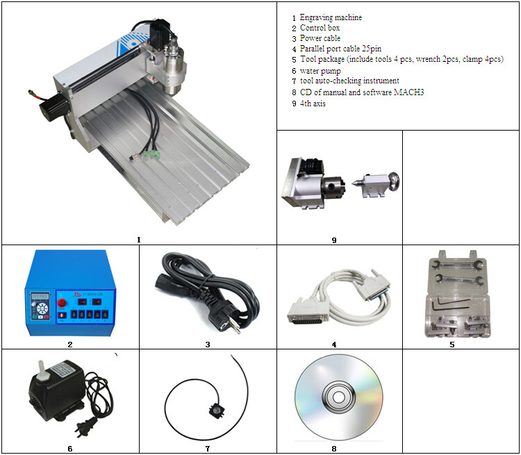 6040V 1.5KW 4axis (7)