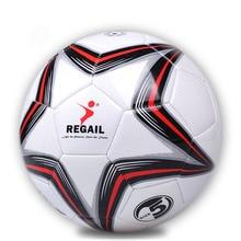 2018 tamaño de fútbol oficial 5 futsal pelota al aire libre de la PU bola  objetivo 741377b7eb194