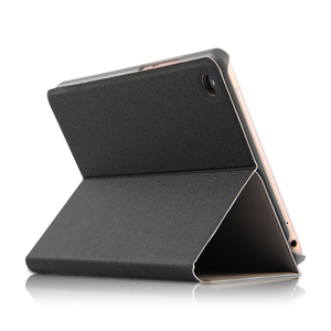 "Image 2 - Funda protectora de piel sintética para Xiaomi Mi Pad 4, MiPad4, 8 pulgadas, funda inteligente para tableta xiaomi Mi Pad4, Mipad 4, 8,0"""