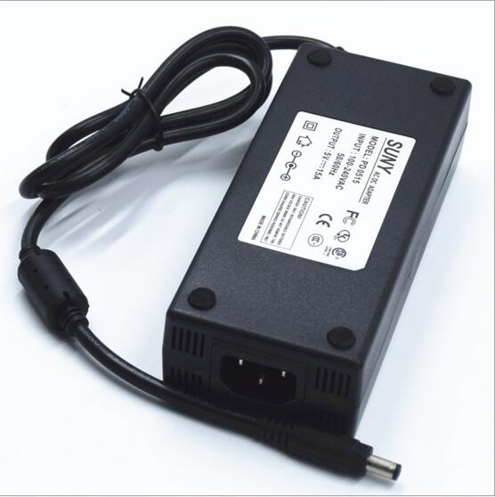 Manufacturers supply 5 V/15 A switching power V15 adapter CE / FCC certified DC