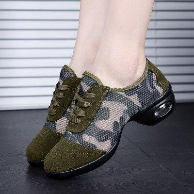 SWYIVY Women Modern Dance Shoes Wedge
