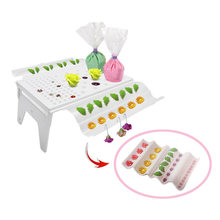 Space-saving Multi-level Detachable Gum Paste Fondant Flower Drying Rack Air Dry Stand Cake Decorating Supplies Baking Tools(China)