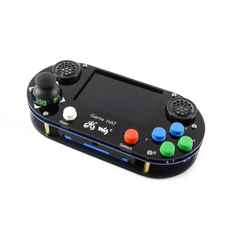 3.5 pouces IPS écran Raspberry Pi jeu console joueur de jeu de poche circuit d'extension compatible avec Raspberry Pi Un +/B + /2B/3B/3B +