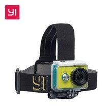 Yi крепления головы черный для Yi Action Камера один размер отрегулировать легкий и Портативный рук-свободный спорта на открытом воздухе